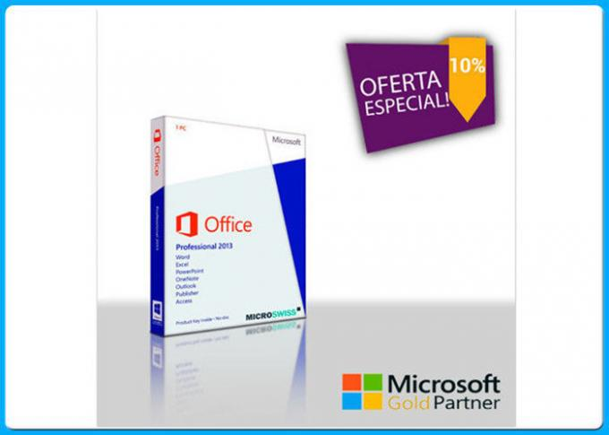PC professionnel de Microsoft Office 2013 véritables 32/64-bit /269-16094 DVD 1